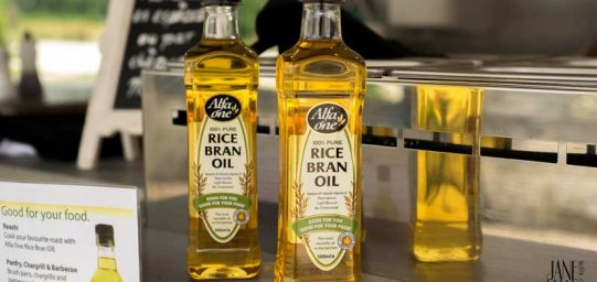 Rice Bran Oil Le Petit Poisson Fish and Chips
